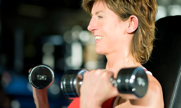 Live Fit Augusta - Martinez: One- or Three-Month Gym Membership with Personal-Training Sessions at Live Fit Augusta (Up to 61% Off)