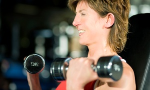 Live Fit Augusta: One- or Three-Month Gym Membership with Personal-Training Sessions at Live Fit Augusta (Up to 61% Off)