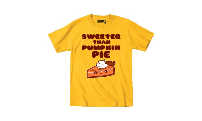 Boys' Thanksgiving T-shirts