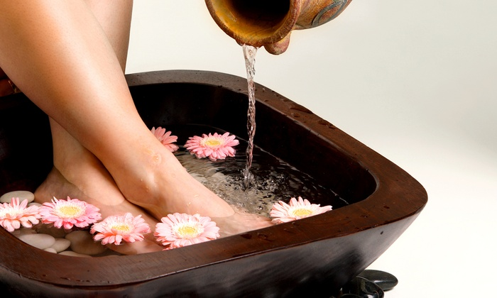 Synergistic-Energy - North Scottsdale: $59 Royal Thermal Stone Therapy with a Foot Soak, Scrub, and Reflexology at Synergistic-Energy ($140 Value)