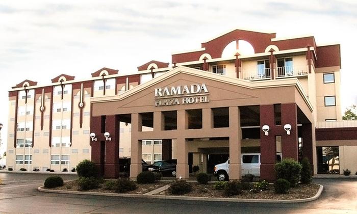 Ramada Plaza Green Bay - Green Bay, WI: Stay at Ramada Plaza Green Bay in Green Bay, WI
