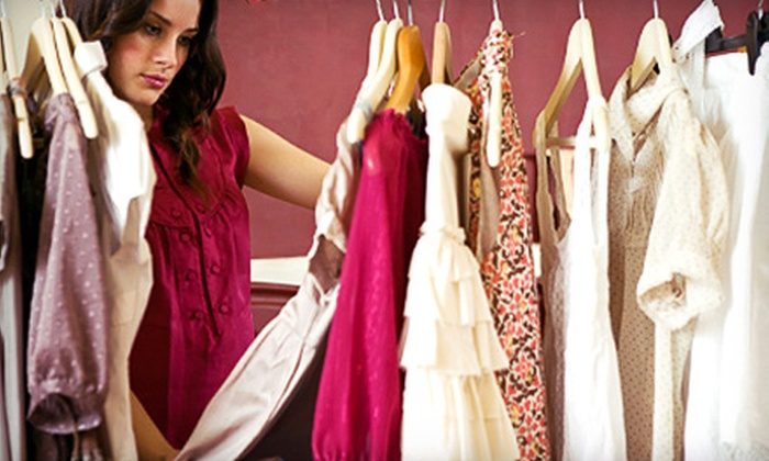 Heiress - Boston: $175 for a Two-Hour Closet Audit from Heiress ($350 Value)