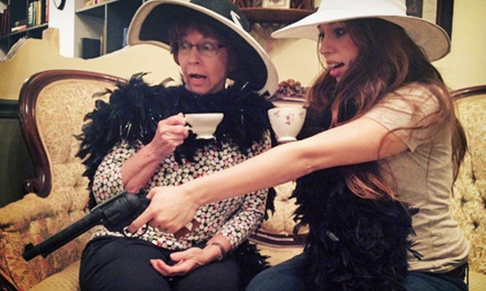 Murder by Chocolate - Webster: Murder Mystery Activity and Teatime for Two, Four, or Six from Murder By Chocolate (Half Off)