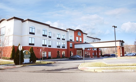 Stay at La Quinta Inn & Suites Mt. Laurel-Philadelphia in Mount Laurel, NJ, with Dates into April