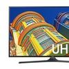 Samsung KU6290 Series 4K Ultra HD Smart TV (2016 Model) (Mfr. Refurb.)