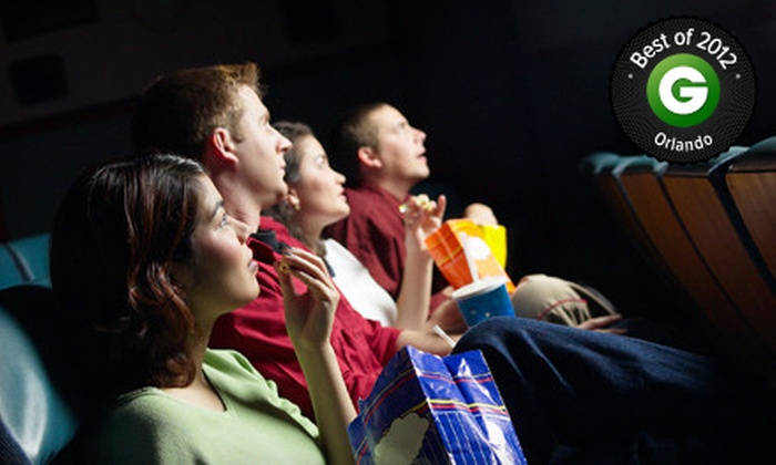 Cobb Plaza Cinema Café 12 - Orlando: $10 for a Movie for Two at Cobb Plaza Cinema Café 12 (Up to $18.50 Value)