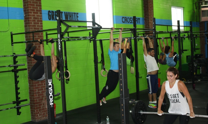 Great White Crossfit - Paramus: $83 for $185 Worth of CrossFit — Great White CrossFit