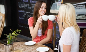 Friendz Cafe: $2 Buys You a Coupon for  25% Off Your Bill at Friendz Cafe