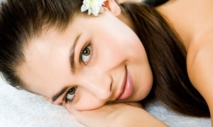 Balensi's Institute Skin Care & Spa: Microdermabrasion with a Basic, Collagen, or Vitamin C Facial at Balensi's Institute Skin Care & Spa (Up to 53% Off)