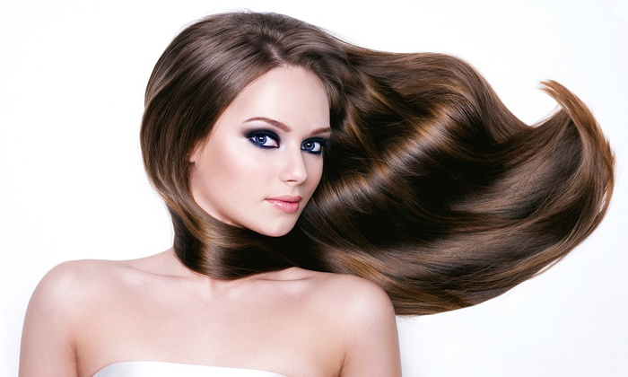 Liquid Hair - Holladay: Haircut, Deep-Conditioning Treatment, and Optional Color Service at Liquid Hair (Up to 62% Off)