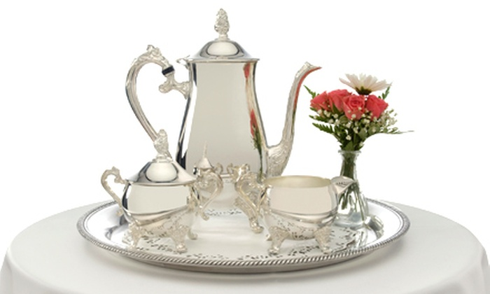 Empress Tea Room & Bistro - Shoppes at the Victorian Village: $10 for $20 Worth of Tea Room Fare or Event Dining at Empress Tea Room & Bistro