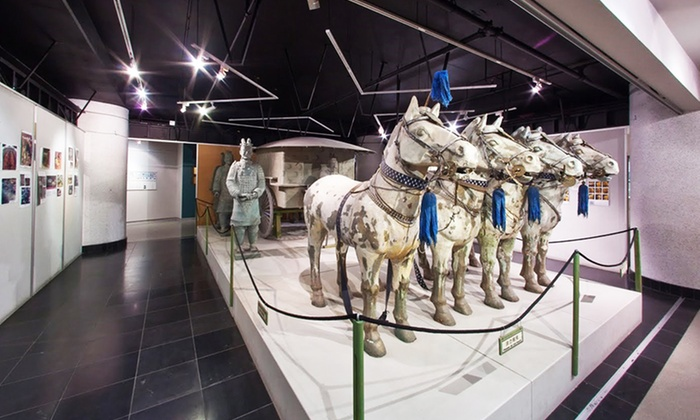 Calgary Chinese Cultural Center - Downtown Calgary: Admission for Two or Four to Chinese Artifacts Museum at Calgary Chinese Cultural Centre (40% Off)