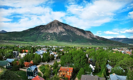 Denver: One- or Two-Night Stay at The Nordic Inn in Crested Butte, CO