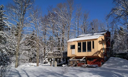 Groupon Deal: 1- or 2-Night Stay with Optional Dining Credit or Optional Weekday Lift Tickets at A Stone Wall Inn in Windham, VT