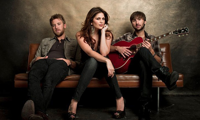 """Lady Antebellum """"Take Me Downtown"""" Tour - The Ford Center: Lady Antebellum """"Take Me Downtown"""" Tour at Ford Center on Thursday, April 10 (Up to 44% Off)"""