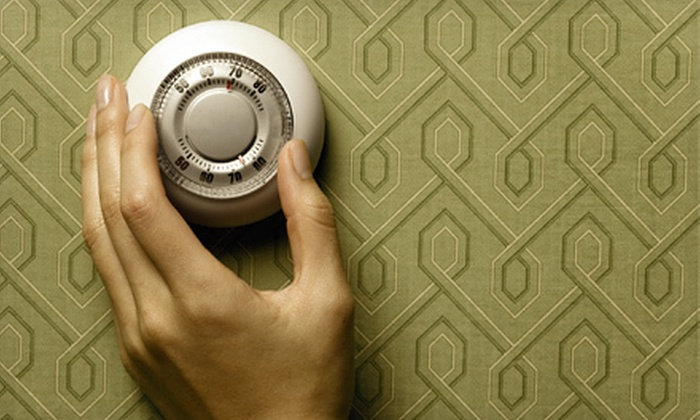 Temprite - Freehold: Furnace or Air-Conditioner Tune-Up, or Both from Temprite (Up to 61% Off)