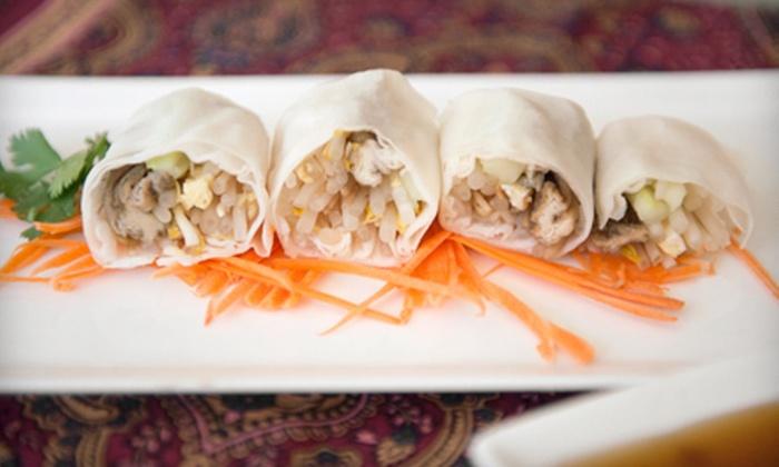 Cuisine de Saigon - Naperville: $12 for $24 Worth of French-Vietnamese Cuisine at Cuisine de Saigon