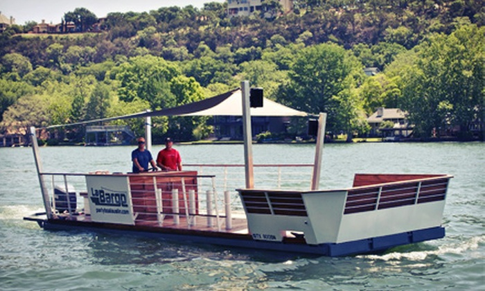 Party Boat Austin - East Oak Hill: $269 for Two-Hour Cruise from Party Boat Austin ($550 Value)