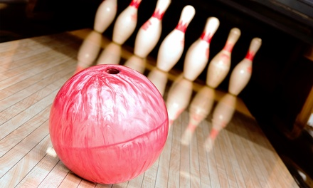 Two Hours of Bowling or Cosmic Bowling with Shoe Rental for Up to Six at ABC Lanes (Up to 47% Off)