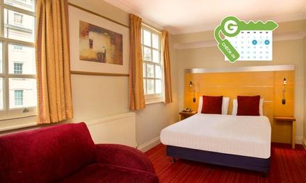 Londres: habitación doble o triple estándar o deluxe con desayuno en el Comfort Inn London Victoria
