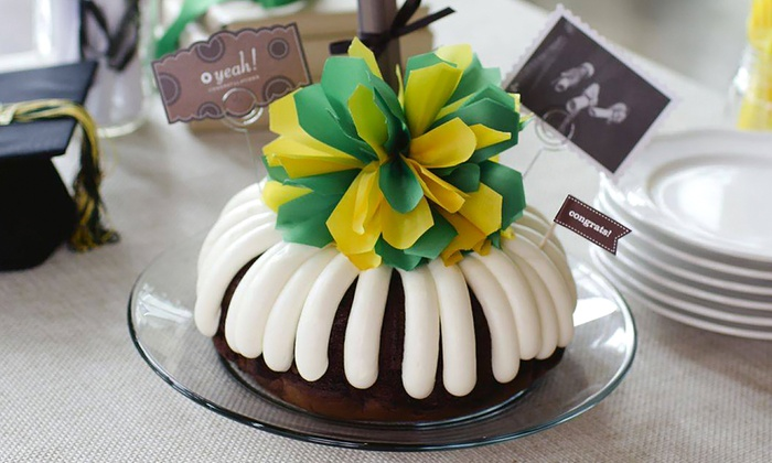 Nothing Bundt Cakes - Nothing Bundt Cakes Evergreen: $12 for $20 Worth of Baked Goods at Nothing Bundt Cakes