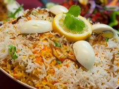 $20 Towards Indian Cuisine for Two or More at Persis Biryani Indian Grill