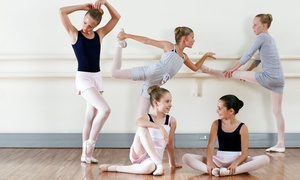 Peninsula School of Performing Arts: $44 for $100 Worth of Dance Lessons at Peninsula School of Performing Arts