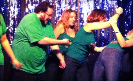 Say What? NYC Comedy Improv Show for Two or Four with Drinks at Parkside Lounge on Sundays at 7 p.m. (Up to 58% Off)