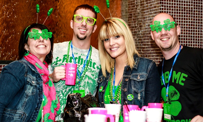 My Drink On - Milwaukee: $10 for a Saint Patty's Day Pub Crawl on Saturday, March 15 from My Drink On  ($22.75 Value)