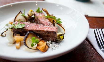 Modern Mid-Atlantic Cuisine for Dinner at a(MUSE.) (50% Off). Two Options Available.