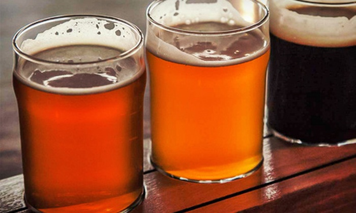 Payette Brewing Co. - Northwest: Beer Flights with Pint Glasses and Koozies for Two or Four at Payette Brewing Co. (55% Off)