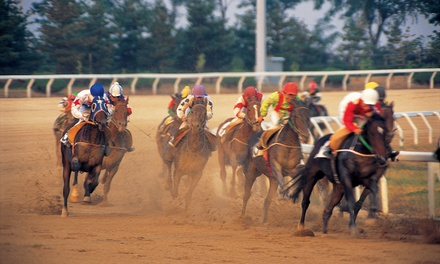 $99 for One Ticket to  Texas Hill Country Guide and Outfitter: A Day at the Races on Saturday, August 23 ($154.74 Value)