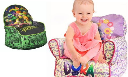 Toddler Sofa Character Beanbag Chairs. Multiple Characters Available. Free Returns.