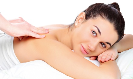 $25 for a 60-Minute Swedish or Acupressure Massage at Essential Massage ($50 Value)