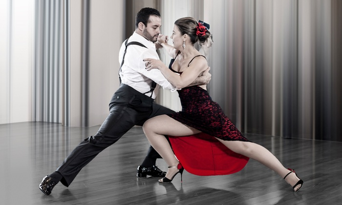 Blueheel Dance Studio - Multiple Locations: C$29 for a Dance and Romance Package for Two at Blueheel Dance Studio (C$145 Total Value)
