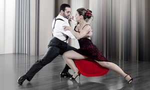 Blueheel Dance Studio: CC$29 for a Dance and Romance Package for Two at Blueheel Dance Studio (CC$145 Total Value)