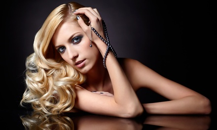 $35 for Womens Haircut and Deep-Conditioning Treatment at Michel's Salon & Day Spa ($70 Value)