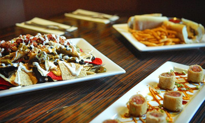 Landmark Americana - West Chester: $20 for $40 Worth of Upscale Bar Food at Landmark Americana in West Chester