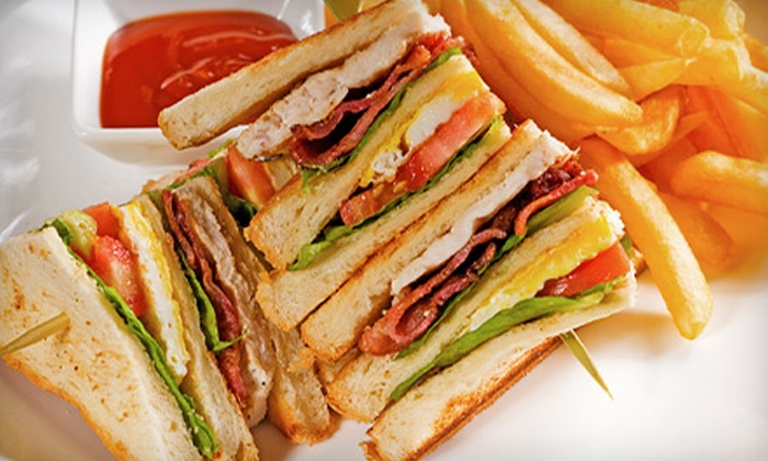 Nibbles Cafe - Tulsa: $15 for Three Visits for Casual American Food at Nibbles Cafe ($30 Value)
