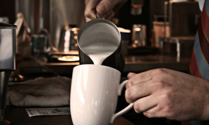 Sparkroot - Downtown,Congress Street: $15 for Punch Card Good for Six Café Drinks Including Wine, Beer, and Artisan Soda at Sparkroot (Up to $30 Value)