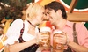 New Bohemia Oktoberfest - Minneapolis - North East: Admission for One, or VIP Package for Two or Four at New Bohemia Oktoberfest on September 26-27 (Up to 41% Off)