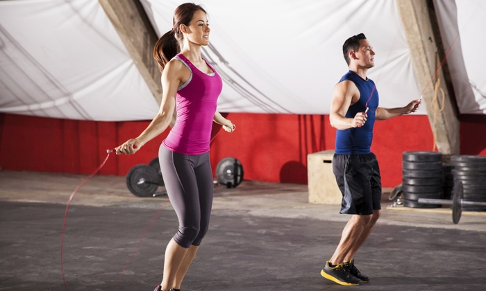 CrossFit Purgatory - Palo Verde: 10 or 20 CrossFit Lite Classes at CrossFit Purgatory (Up to 72% Off)
