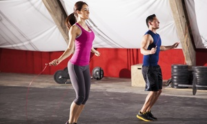 CrossFit Direct Action: 10 or 15 CrossFit Classes at CrossFit Direct Action (Up to 72% Off)