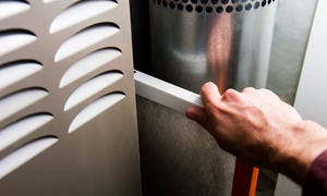 Aire Serv of Marion County: Heating Tune-Up or Furnace Replacement and Installation from Aire Serv of Marion County (Up to 69% Off)