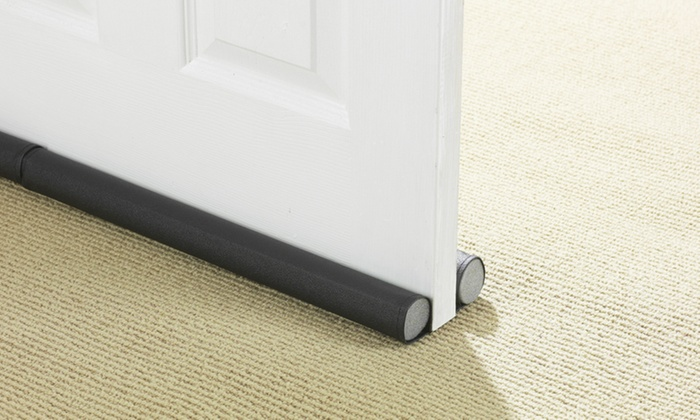 Easy Fit Draught Excluder Groupon Goods