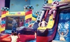 Pump It Up - Ventura: Three Pop-In Playtime or Family Fun Night Bounce-House Admissions at Pump It Up (52% Off)