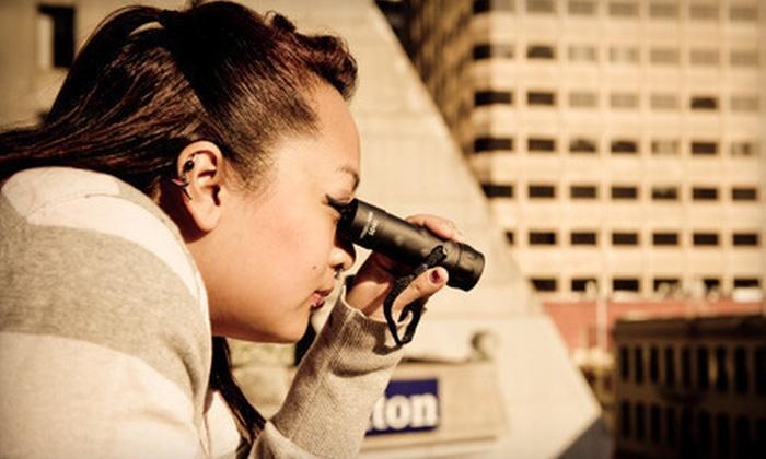 Foxhound Urban Adventures - Downtown: Urban Spy Adventure for Two or Four from Foxhound Urban Adventures (Up to 52% Off)