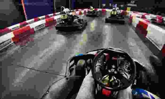LeMans Karting - East Industrial: Time-Attack Go-Kart Run or Cadet Driving-School Program at LeMans Karting (40% Off)