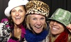 Creative Photo Booths - San Diego: Four-Hour Photo-Booth Rental with Unlimited Photos from Creative Photo Booths (42% Off)