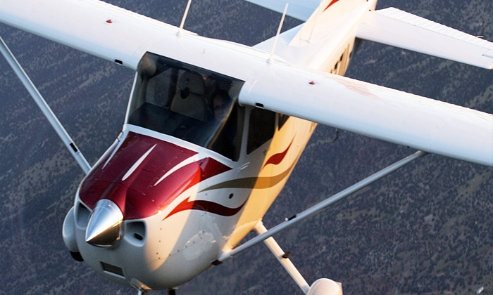 King Aviation Mansfield  - Mansfield: $156 Flight Instruction with Ground Instruction and Photos at King Aviation Mansfield ($312 Value)